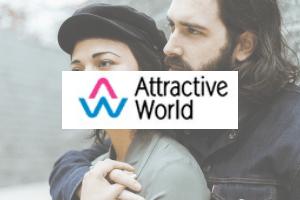 AttractiveWolrd-QR